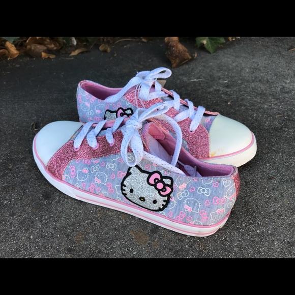 Nwt Sanrio Hello Kitty Sneakers
